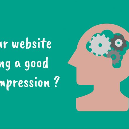 Is your website make a good first impression?