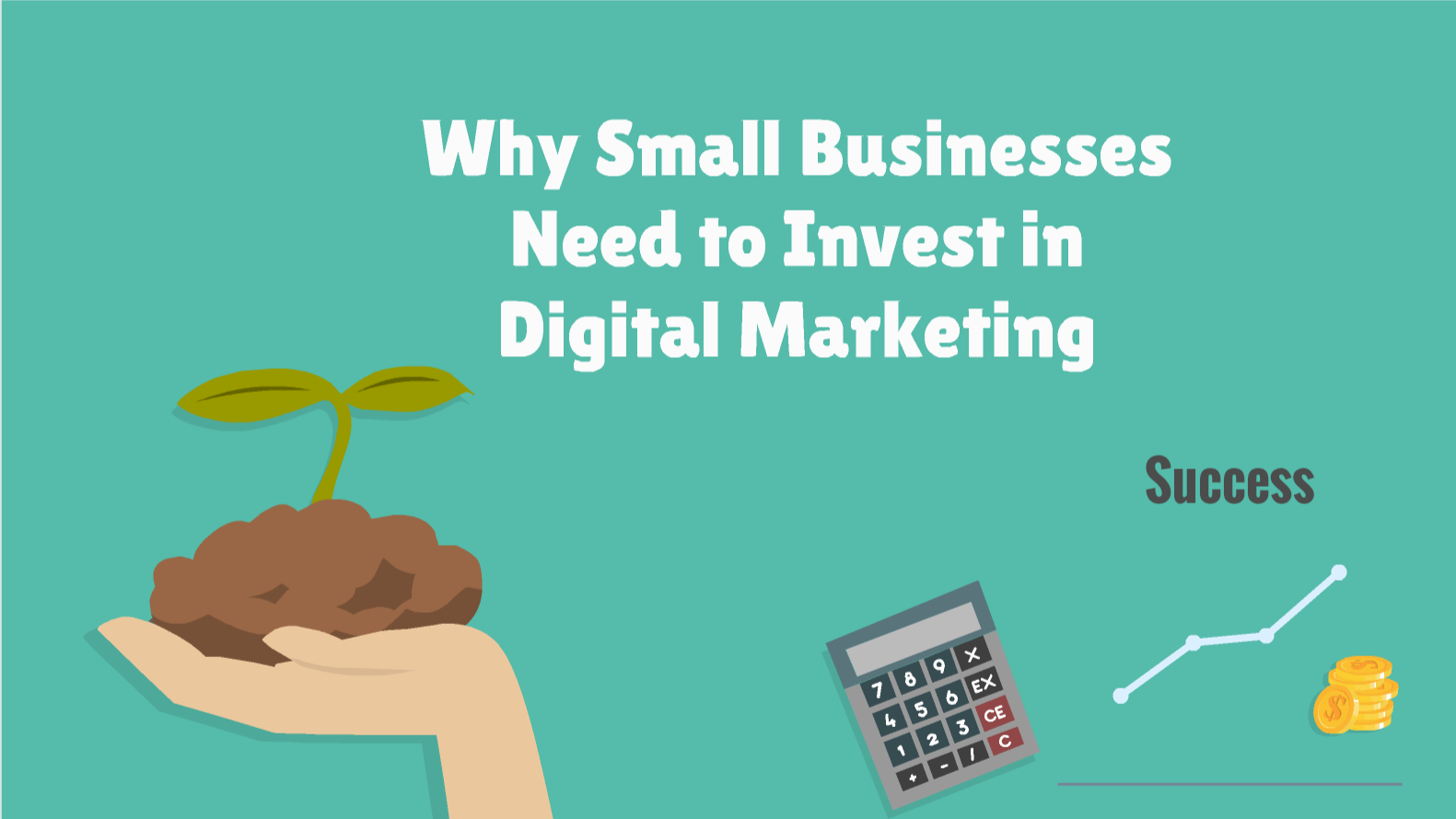 Top Reasons Why Digital Marketing for Small Businesses
